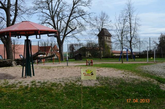 Spielplatz Liebfrauenkirche